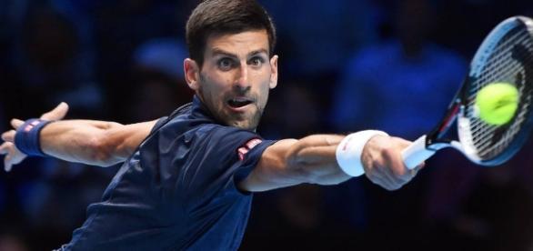 Djokovic remporte son troisième match de Masters