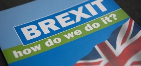 Document INCENDIAR: Guvernul britanic NU ARE cu adevărat un PLAN pentru BREXIT