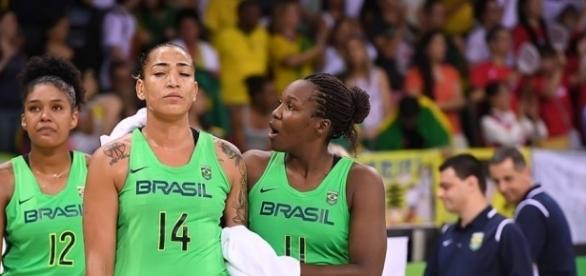 Basquete brasileiro foi muito mal nas Olimpíadas