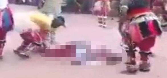 Hipotético ritual voodoo trouxe homem morto de volta à vida (CEN)