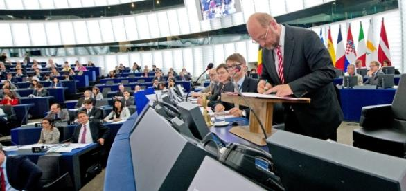 President of the European Parliament Martin Schulz / Photo sourced via, Blasting News library