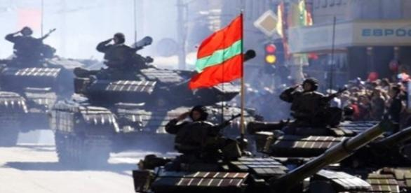 Rușii sunt deja încurajați de Dodon. Sursa foto: mesaj.md