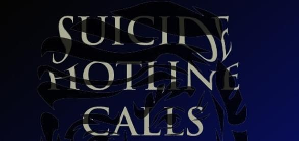 Suicide Hotlines Calls are Spiking....but WHY??? *NOTE Artwork created by the author, Samuel E. Di Gangi