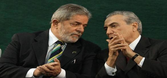 Temer acredita em problemas para o país caso a prisão de Lula se confirme