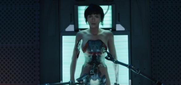 Une androïde sexy digne de Westworld !