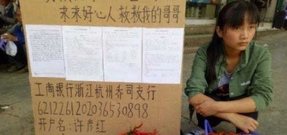 Jovem de 19 anos está vendendo a virgindade para ajudar o irmão com leucemia