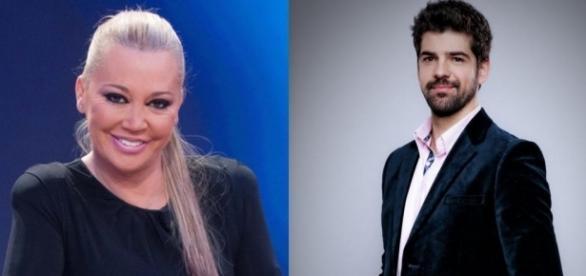 ¡Las fotos del romance entre Belén Esteban y Miguel Ángel Muñoz!