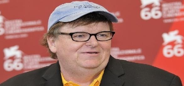Michael Moore (Credit: Nicolas Genin - wikimedia.org)