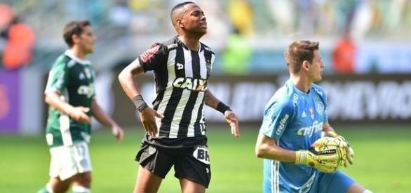 O Atlético Mineiro recebe o Palmeiras, em BH, no principal duelo da rodada.