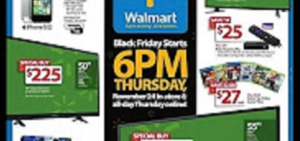 "Source: Youtube user Deals By Mary. Video ""Walmart Black Friday 2016!"""