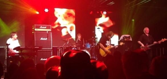Bernie Marsden of Whitesnake stole the show photo own work