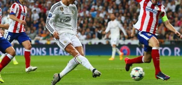 C. Ronaldo é a principal estrela do ataque merengue