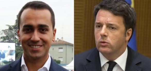 Di Maio interviene su Renzi e il rapporto con l'Ue