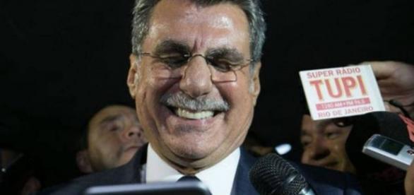 Jucá é mais uma figura polêmica do PMDB