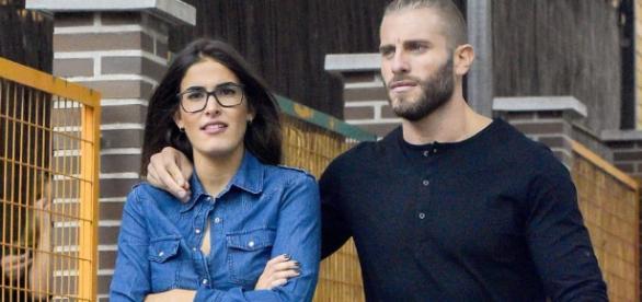 Lidia Torrent y Matías Roure, la pareja de First Dates.