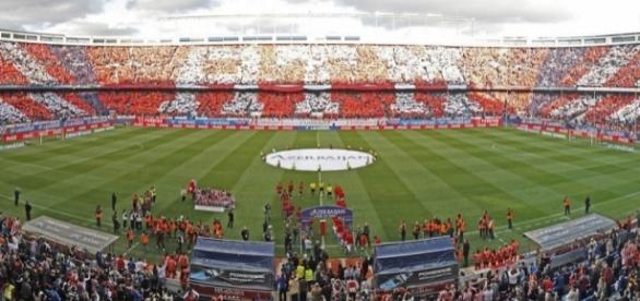 Llenazo para el último derbi liguero en el Calderón   Defensa Central - defensacentral.com