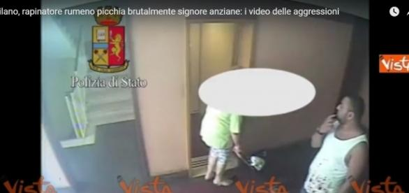 Momentul în care romul și-a găsit victima