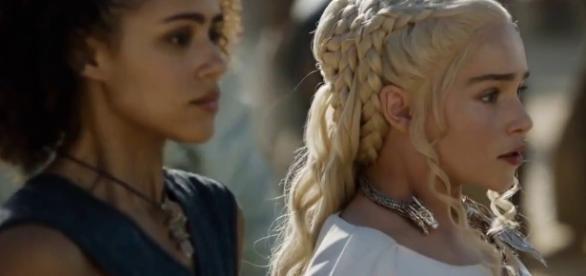 Personagens podem fazer sexo na sétima temporada de GOT