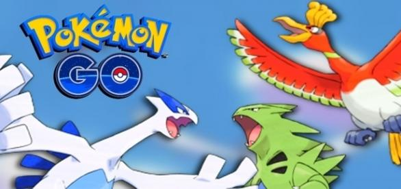 Pokémons lendários estarão mais acessíveis a partir de dezembro