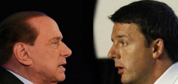 Renzi: 'Per Berlusconi un giorno sono un leader, un altro un dittatore' - wordpress.com