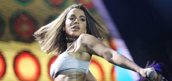 Anitta é um grande fenômeno nas redes sociais