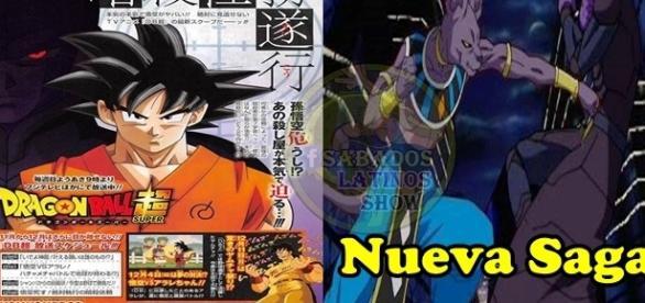 Dragon Ball Super : Nuevo Arco Estreno 18 de diciembre, la muerte de Goku