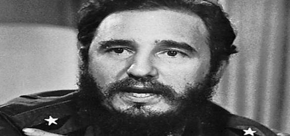 Foto de Fidel Castro, ex-ditador de Cuba