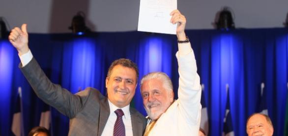 Governador da Bahia, Rui Costa, pretende ajudar Jaques Wagner a ter foro privilegiado