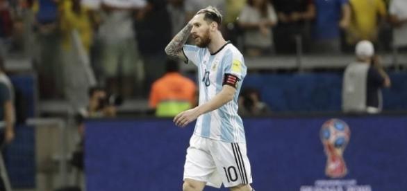 La Selección y Messi en un difícil momento
