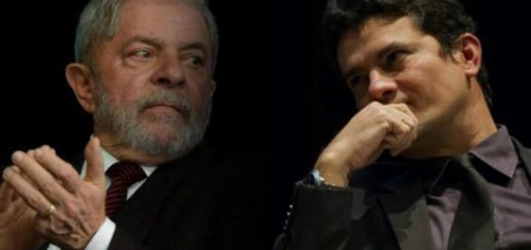 Lula quer punir Juiz Federal Sérgio Moro