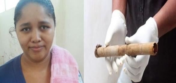 Mãe tortura e mata a filha de três anos