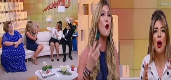 Mara Maravilha e Lívian Andrade