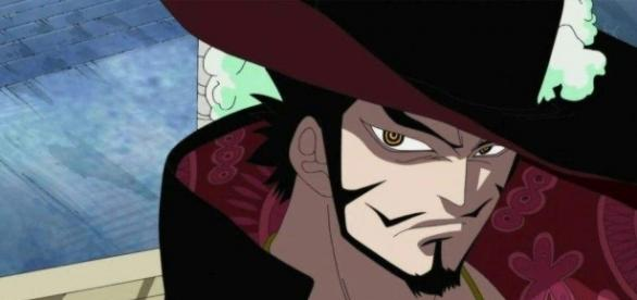 Mihawk vs Pekoms [One Piece Bloque A] | •Anime• Amino - aminoapps.com