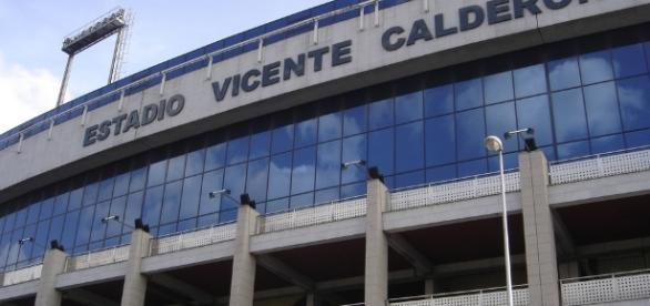 O Vicente Calderón é palco de mais um dérbi de Madrid
