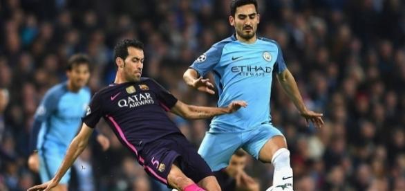 Barcelona e Manchester City estão bem perto de avançarem