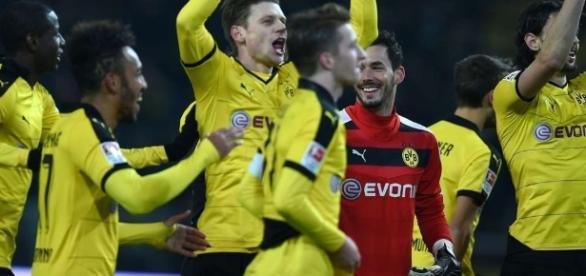 Borussia Dortmund gegen FC Bayern München - kreiszeitung.de