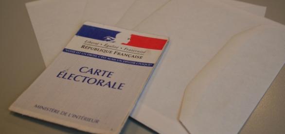 Carte électorale - vote primaire droite - CC BY