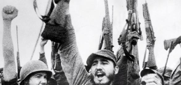 Comandante Fidel Castro Viva La Revolucion Cubana! - Taringa! - taringa.net