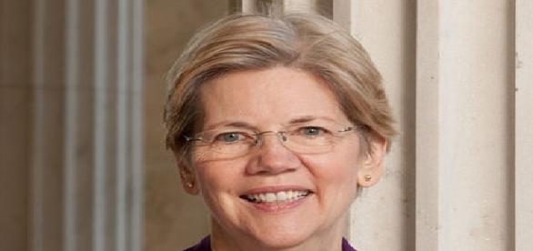 Elizabeth Warren (public domain - wikimedia.org)