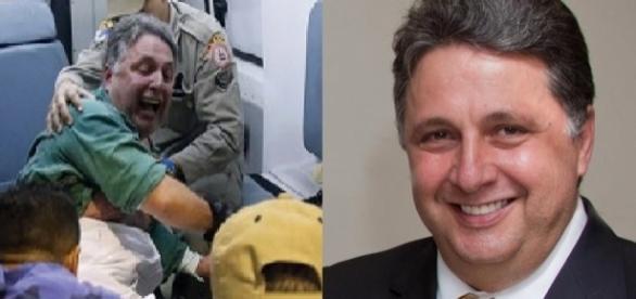 Ex-governador acusado de comprar votos escapa da prisão