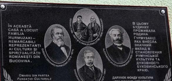 Istoria familiei Hurmuzachi este fabuloasa