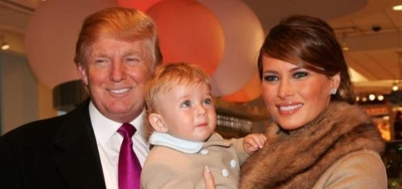 Melania and Barron Trump not moving into the White House. Photo: Blasting News Library - businessinsider.com