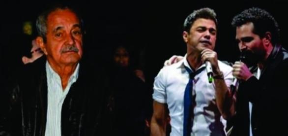 Pai de Zezé Di Camargo pede fim de polêmicas na família