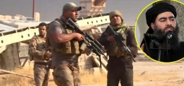 A început vânătoarea celui mai detestat personaj al planetei, care se ascunde în Mosul
