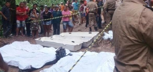 A tragédia fez dez vítimas fatais, inclusive crianças
