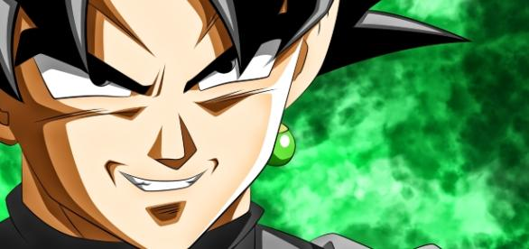 Black Goku dragon ball super deviantart