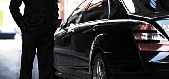 Chauffeur VTC (publicité Uber)