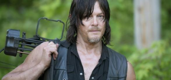 Daryl Dixon na série The Walking Dead