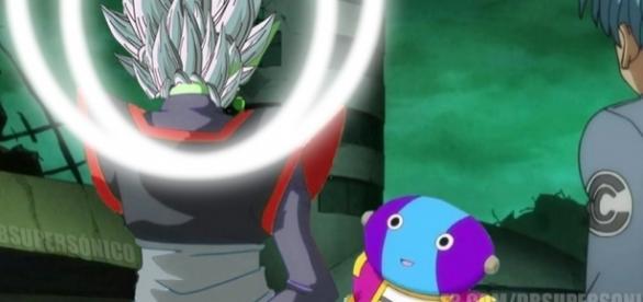 Dragon Ball Super Capítulo 67 La aparición de Zemo Sama frente a la fusión de Black y Zamasu