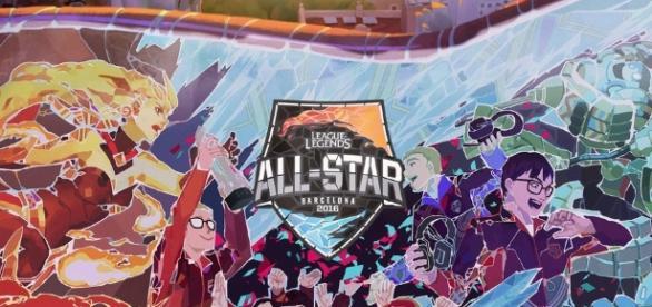 El evento e-sport All-Star 2016 de League of Legends será en ... - 101level.com